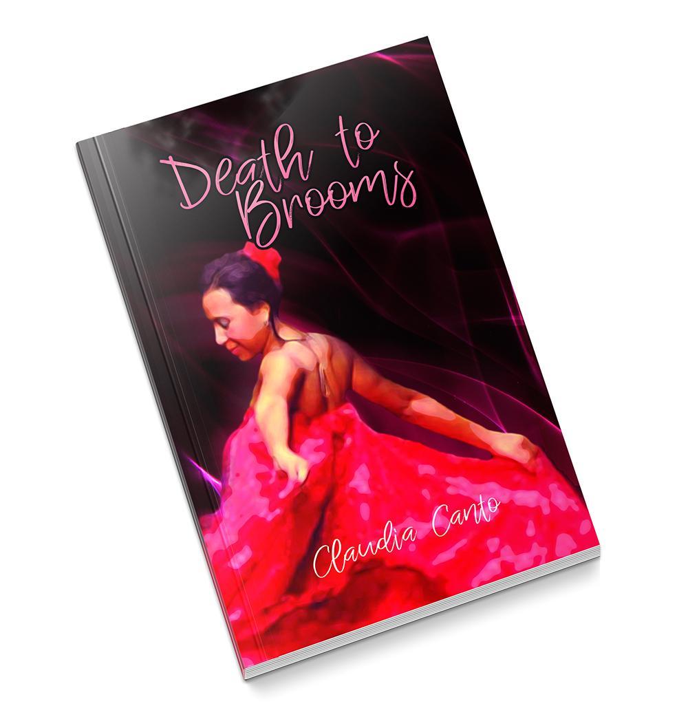 Death to Brooms |  Escritora negra da periferia de São Paulo publica livro nos EUA