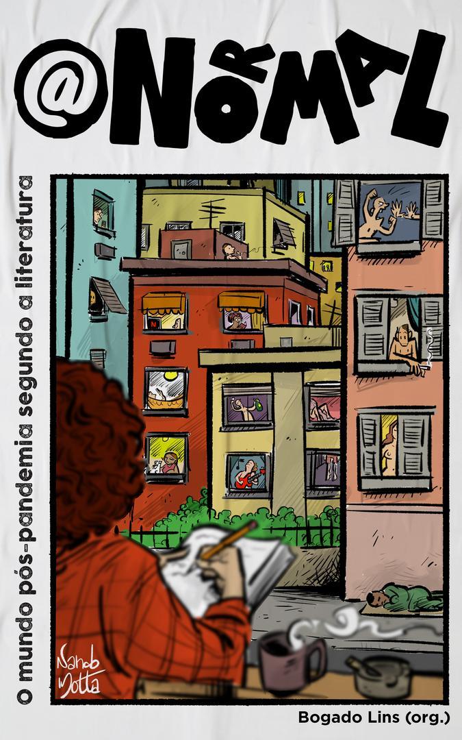 Livro sobre o Mundo pós-pandemia ganha lançamento digital