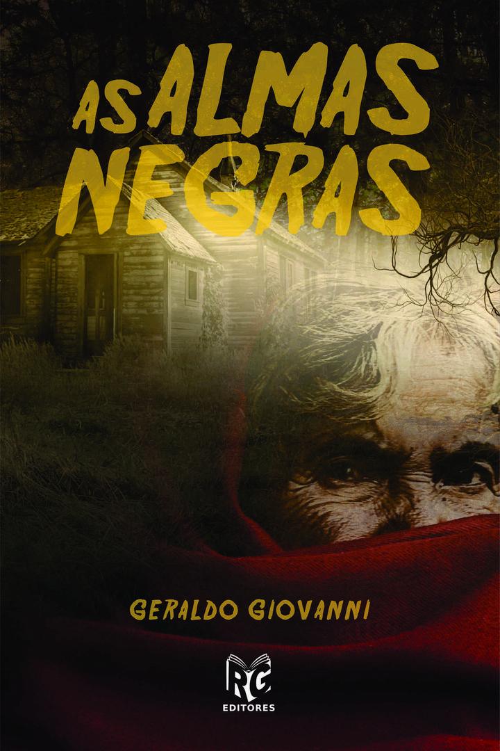 Em sua estreia na literatura, Geraldo Giovanni inova no gênero terror com o seu livro