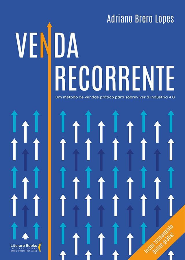 Livro que propõe método de vendas prático para sobreviver à indústria 4.0 será lançado em São Paulo