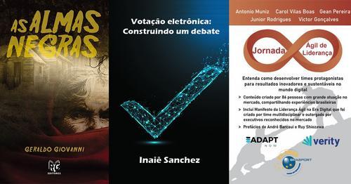 Dia Nacional do Livro e três indicações para quem gosta de uma boa leitura