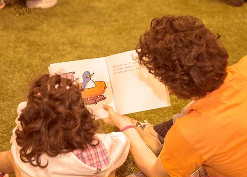 Itaú Social recebe inscrições para edital Leia para uma Criança 2021