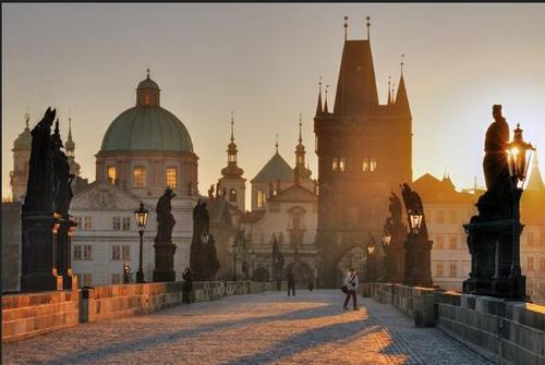 Viajando nos livros - a República Tcheca na literatura